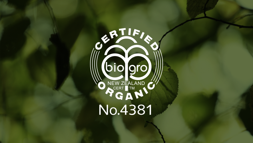 Natural & Organic Certifications